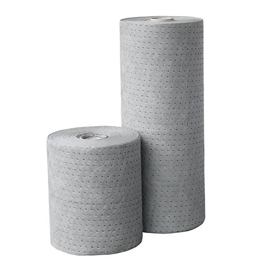 Univerzální zpevněný perforovaný lehký sorpční koberec - délka 50 m a šířka 80 cm