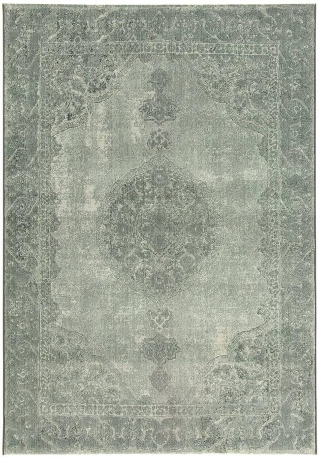 Šedý moderní kusový koberec Piazzo - délka 200 cm a šířka 135 cm