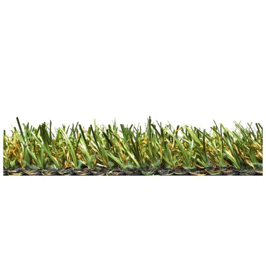 Zelený umělý trávník (metráž) FLOMA Fiorentina - délka 1 cm a výška 2,5 cm