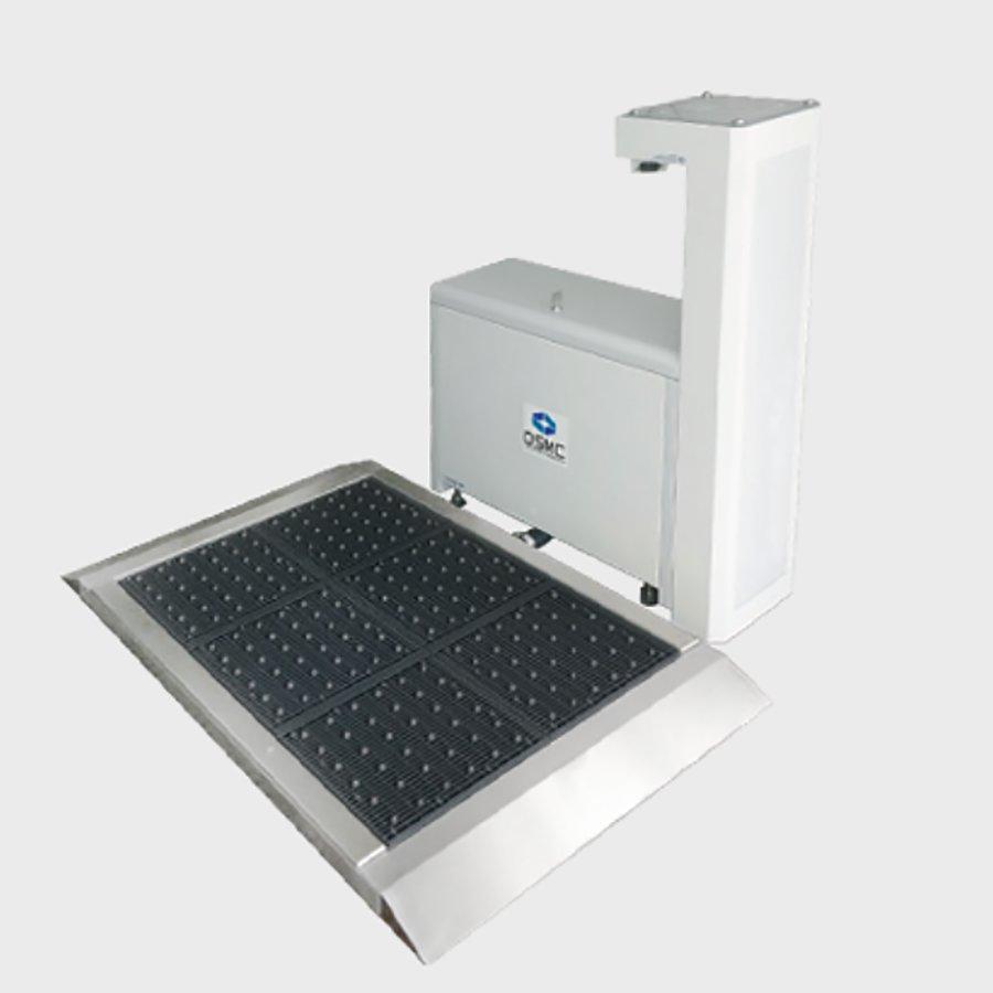 Elektrická rohož nasávající nečistoty DS-102N-23