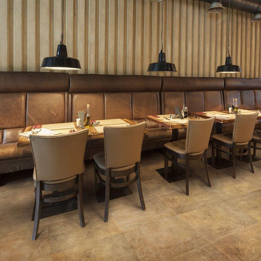 Plastové dlaždice Fortelock - podlaha v restauraci - verze Business Decor.